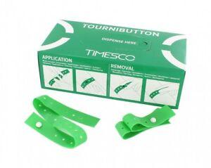 Tournibutton - single use tourniquet