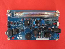Gebaut DIY Geiger Counter Kit Nuklearstrahlungsdetektor Arduino Tube Geigerzähle
