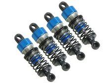 3Racing Aluminum Oil Shock Damper Set For Tamiya RC M03/M04/M05/M06 Hop Up Parts