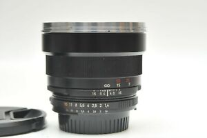 Carl ZEISS Planar T* 85mm f/1.4 ZF .2 Lens for Nikon F