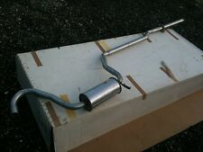 'Walker' MK3 MK4 Ford Escort 1.3/1.4/1.6H CVH Front Exhaust Pipe Ghia