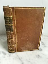 Bibliothèque Universelle des Dames Romans Tome Treizième  1787