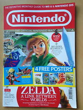 Nintendo,Zelda,Eiji Aonuma,3DS,Wii U,Wonderful 101,Rayman Legends 4 FREE POSTERS