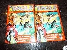 EAGLE ANNUAL - 1985 - UK Comic Annual