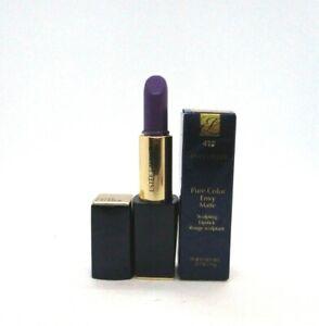 Estee Lauder Pure Color Envy Matte Lipstick ~ 410 Shameless Violet ~ .12 oz BNIB
