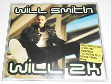 WILL SMITH - WILL 2K - 1999 UK CD SINGLE (NO POSTER)