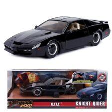 Pontiac Firebird Knightrider Movie KITT mit Lichtfunktion Scanner 1:24 Jada NEU