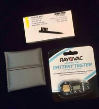 Rayovac Size 10 Hearing Aid Batterie & Accessory Kit