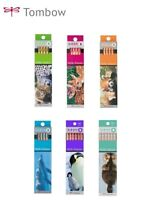 Tombow Pencil pencil Hello Nature Writing B 1 dozen Choose from 6 Type KB-KHNCHB