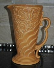 Large Wade Jug - Relief Pattern 23cm  Art Deco - Pattern # 371 Perfect