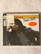 RICK JAMES - Deeper Still - CD - **BRAND NEW/STILL SEALED** - RARE