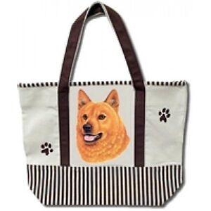 ES Imports 68575-129 Finnish Spitz Tote Bag