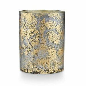 ILLUME Candles | Citrus Crush Gold Glass Luxury Scented Soy Candle 32Hr Burn