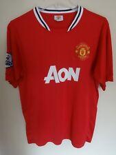 Vintage Manchester United Manu Futbol Soccer Jersey Men Xl Official Merchandise