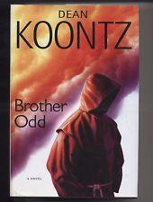 Odd Thomas  Brother Odd No 3 by Dean Koontz  2006, HC DJ GC Horror