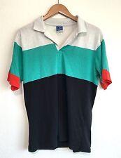 VTG OP Ocean Pacific Mens Surf Polo Shirt Size Large L (fits like Medium)