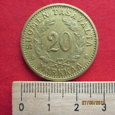 Finnland - Finland 20 Markkaa 1938