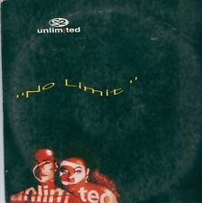 2 Unlimited - No Limit card sleeve cd