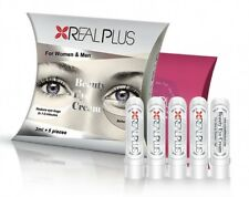 Real Plus Eyebag removal cream! Removes eyebags and dark circles 5 x 3ml