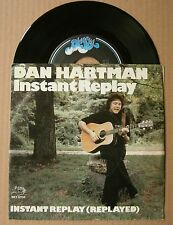 "7"" Dan Hartman Instant Replay Holland Ps Blue Sky Records 1978"