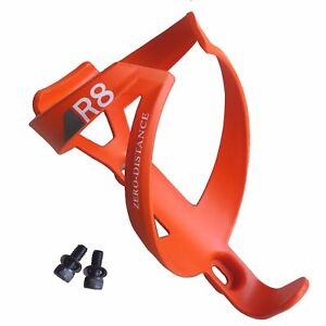 Nylon Bike Water Bottle Cup Holder Cage , Road Mountain Drink Accessorie Matte