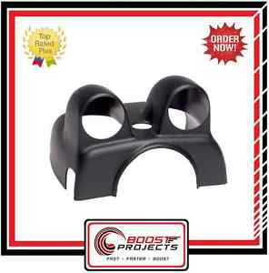"AutoMeter 2-1/16"" Steering Column Gauge Pod Fits DODGE RAM 03-09 * 15014 *"