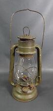 German Frowo #75 Kerosene Burner Lamp Storm Lantern Gas Light Jena Chimney Globe