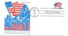 US FDC #2531 Flag, Gamm (8320)