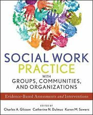 Social Work Practice with Groups, Communities, and Organizations :...