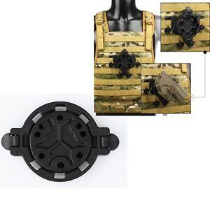 Taktische QD Holster Plattform Adapter Quick Disconnect Kits