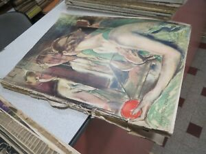 CA863 L ILLUSTRATION N° 4318 5 DECEMBRE 1925 NOEL MARTY