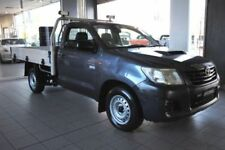 HiLux Cab Chassis Manual Passenger Vehicles