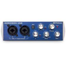 PreSonus AudioBox USB Audio 96 Recording Interface