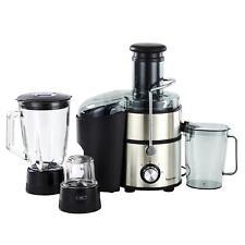 3 in 1 Juicer Blender Grinder Set Kitchen Food Processing Machine
