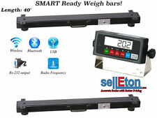 Weigh Bars / Live Stock Scale 5,000 lbs x 1 lb Multi-Purpose with 15' Cable