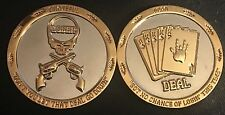 """Grateful Dead-Deal/Loser Coin """"Coin of Fate"""" Shakedown"""
