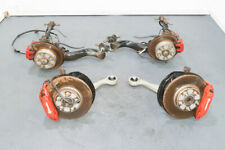 Used JDM Honda Integra DC5 Type R Brembo Brake Conversion with Hubs Control Arms