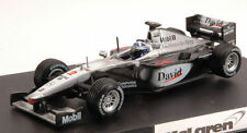 McLaren MP4-15 D. Coulthard 2000 #2 F1 Formula 1 1:43 Model 26751 HOT WHEELS