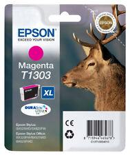 Genuine Epson T1303 DuraBrite Ultra Stag MAGENTA Cartuccia di stampa a getto d'inchiostro, T13034