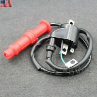 New Ignition Coil and Spark Plug Cap For Polaris Ranger Sportsman 500