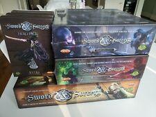Sword and Sorcery board game bundle