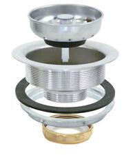 Ez-Flo 30001 Sink Strainer - Stainless Steel