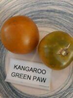 Tomato Kangaroo Green Paw - 5+ seeds - Semillas - Graines - Samen