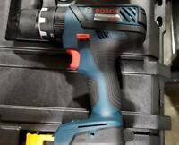 Bosch HDS181A 18v Cordless Hammer Drill Driver w/ belt clip -tool only free ship