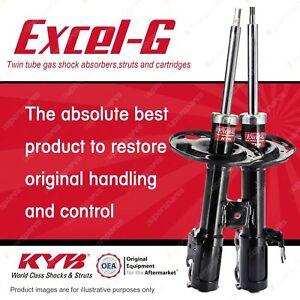 2 x Front KYB EXCEL-G Strut Shock Absorbers for TOYOTA Rav 4 ACA33 GSA33 ACA38