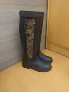 Ladies country boots size 7