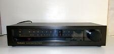 Technics ST-8011K Sintonizador Radio AM FM, Tuner, Buen estado.