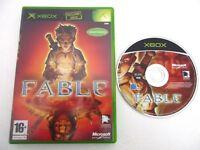 FABLE - MICROSOFT XBOX - Jeu X BOX PAL FR
