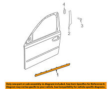 SAAB OEM 03-07 9-3 FRONT DOOR-Body Side Molding Right 12786317