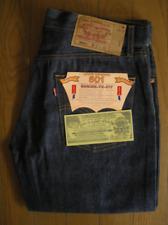 Original dead stock Levi 's 501xx W31 L36 1997 made BIG E w/Tracking#F/S